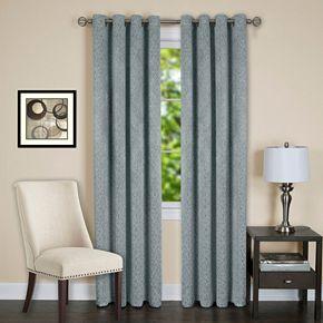 Achim 1-Panel Jensen Window Curtain
