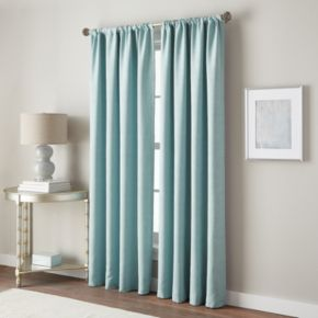 Peri Dotted Wave Window Curtain