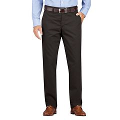 Men's Dickies Regular-Fit Wrinkle-Resistant Khaki Pants