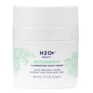 H20+ Beauty Waterbright Illuminating Night Cream