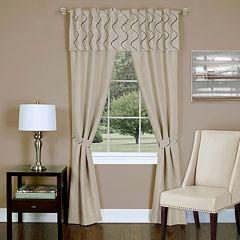 Achim Trellis 5-piece Curtain Set