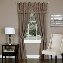 Achim Trellis 5-piece Curtain Set