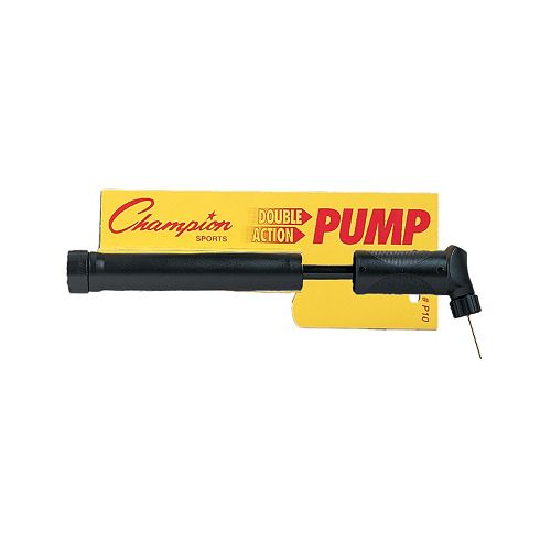 Champion Sports Double Action Hand Pump