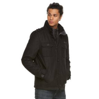 Men's Rock & Republic Wool Military Jacket