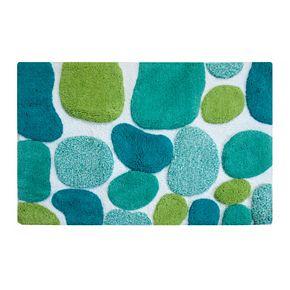Chesapeake Pebbles Brights Bath Rug - 24'' x 36''