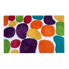 Chesapeake Pebbles Brights Bath Rug - 24'' x 36''