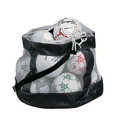 Champion Sports Mesh Soccer Ball Bag
