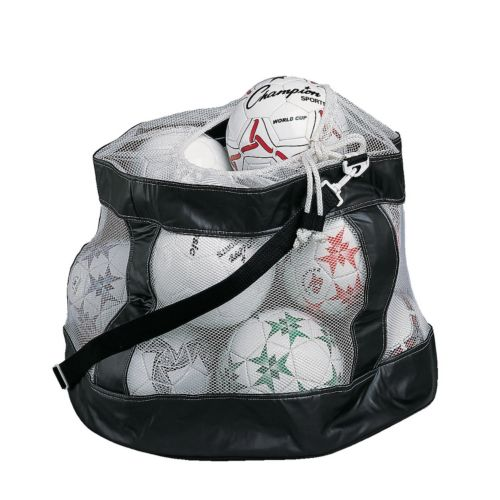Champion Sports Mesh Soccer Ball Bag