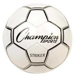 Champion Sports Striker Soccer Ball