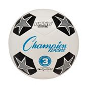 Champion Sports Size 3 Rhino RX Series Soccer Ball