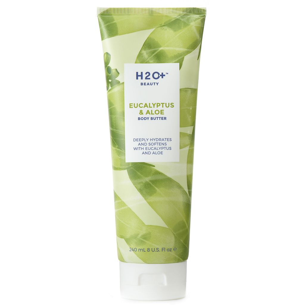 H20+ Beauty Eucalyptus & Aloe Body Butter