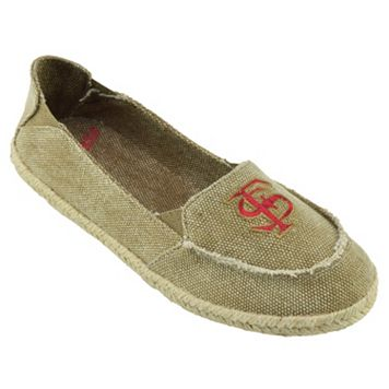 Women's Campus Cruzerz Florida State Seminoles Cabo Slip-On Shoes
