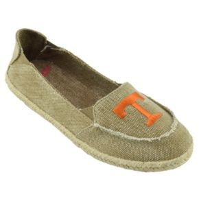 Women's Campus Cruzerz Tennessee Volunteers Cabo Slip-On Shoes