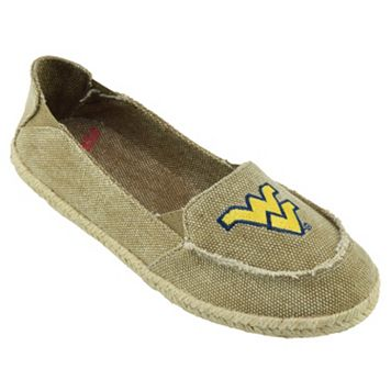 Women's Campus Cruzerz West Virginia Mountaineers Cabo Slip-On Shoes