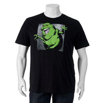 Big & Tall Ghostbusters Slimer Tee
