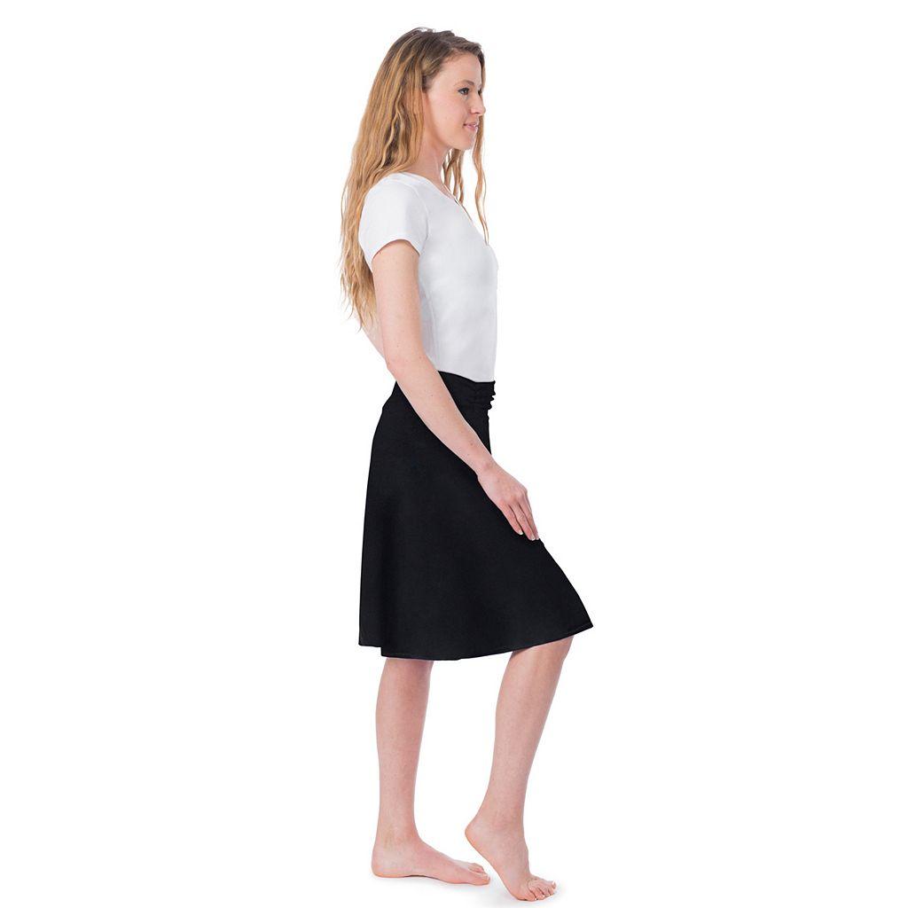 Plus Size Soybu Wanderlust A-Line Skirt