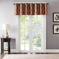 Bombay Teramo Embroidered Polyoni Window Valance - 50'' x 18''