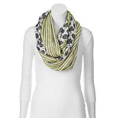 Keds Reversible Infinity Scarf by