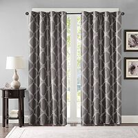 Bombay Teramo Embroidered Polyoni Curtain