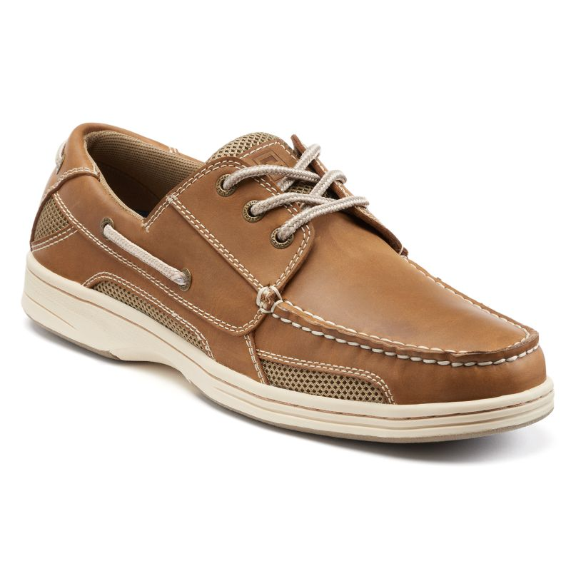 Chaps Brown Leather Shoes Kohl S