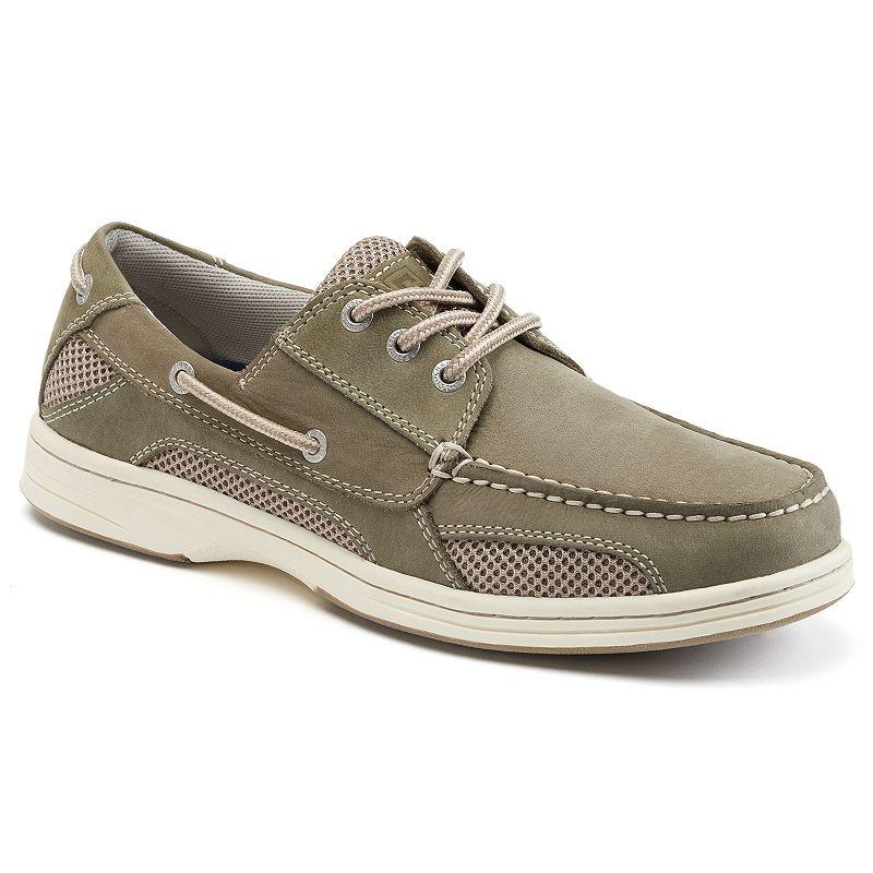 Chaps Riverton Men's Boat Shoes
