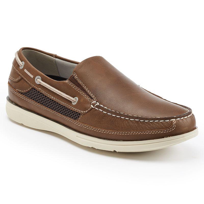 Chaps Eliot Men's Boat Shoes