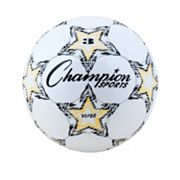 Champion Sports Size 3 Viper Soccer Ball