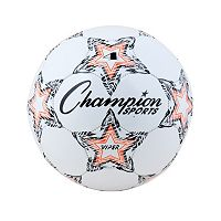 Champion Sports Size 4 Viper Soccer Ball