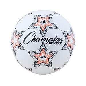 Champion Sports Size 4 Viper Soccer Ball