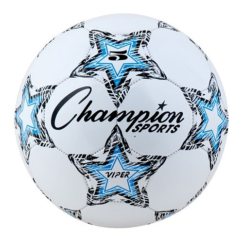 Champion Sports Viper Size 5 Soccer Ball