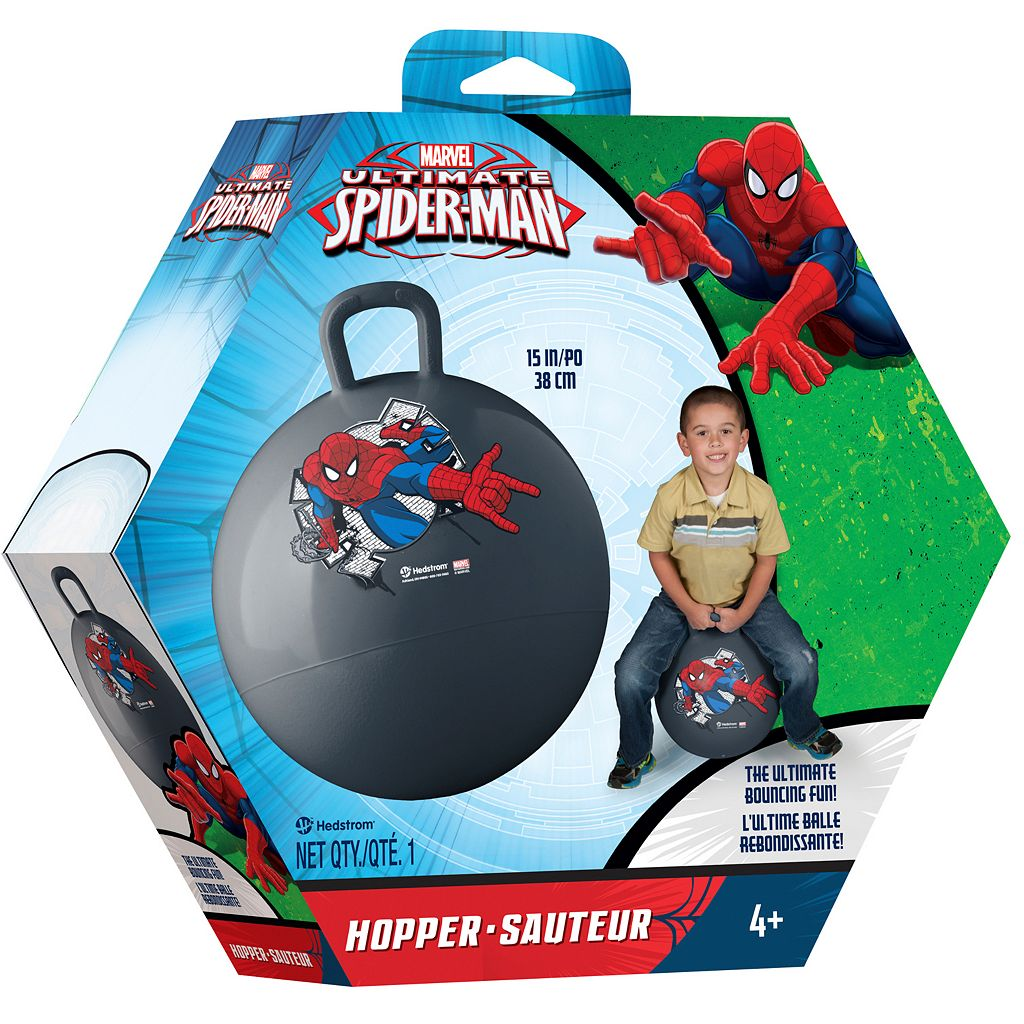 Marvel Ultimate Spider-Man Hedstrom Hopper