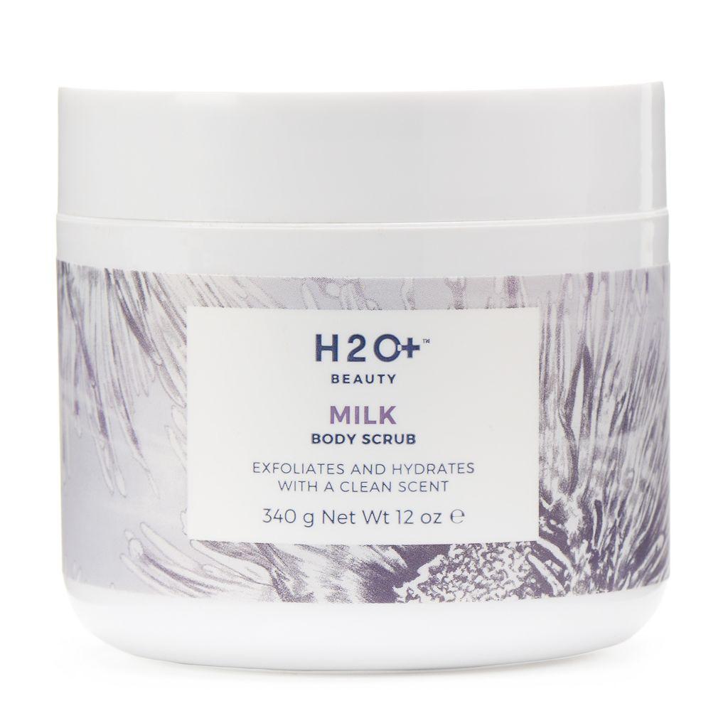 H20+ Beauty Milk Body Scrub