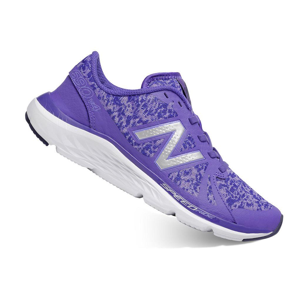 New Balance 690 v4 Speed Ride Women's Running Shoes