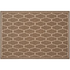 Safavieh Courtyard Harmony Trellis Indoor Outdoor Rug