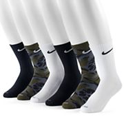 Men's Nike 6-pack Dri-FIT Performance Crew Socks
