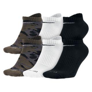 Men's Nike 6-pack Dri-FIT Performance No-Show Socks