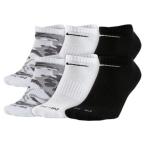 Men's Nike 6-pack Dri-FIT Performance No-Show Socks