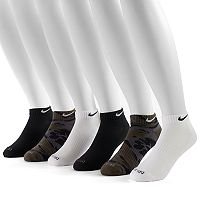Men's Nike 6-pack Dri-FIT Low-Cut Socks