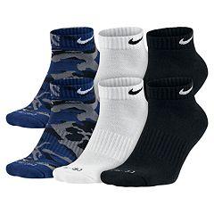 Men's Nike 6-pack Dri-FIT Low-Cut Socks