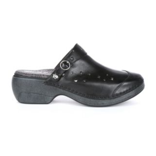 Rocky 4EurSole Inspire Me Women's Studded Leather 3-in-1 Clogs