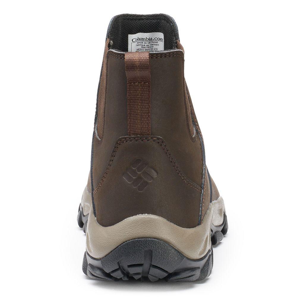 Columbia Newton Ridge Plus Men's Chelsea Waterproof Boots