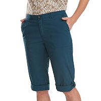 Women's Woolrich Laurel Run Convertible Skimmer Capris
