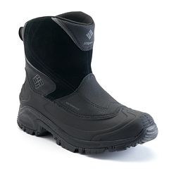 Columbia Bugaboot II Slip Men's Waterproof Winter Boots by