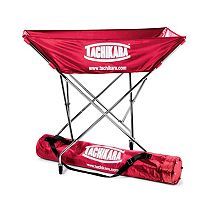Tachikara Hammock Volleyball Cart with Nylon Carry Bag