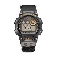 Casio Men's Sports Vibration Alarm Digital Chronograph Watch