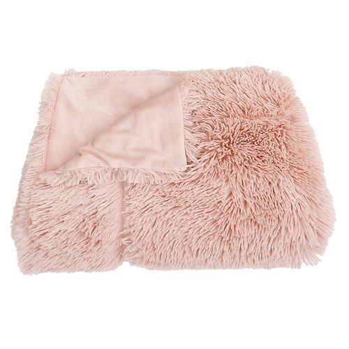 Thro by Marlo Lorenz Chubby Faux Fur Throw