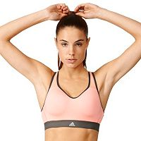 adidas Bras: High-Impact Cross Back Sports Bra