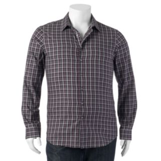 Big & Tall Apt. 9® Work Week Classic-Fit Button-Down Shirt