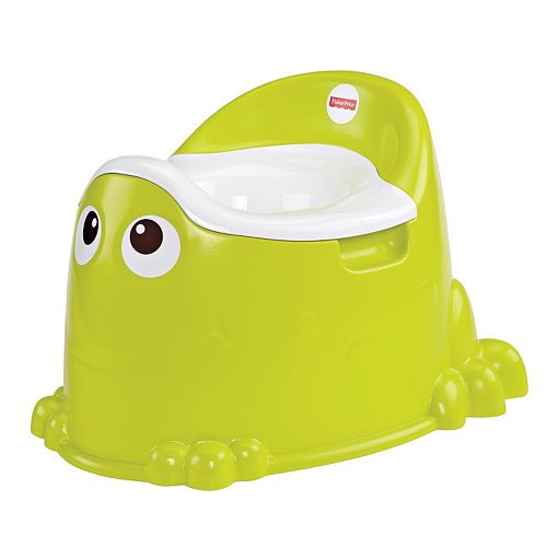 Fisher-Price Stackable Froggy Potty