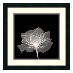 Amanti Art Layered Veil Floral Framed Wall Art